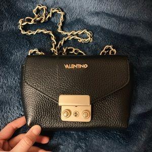 Valentino crossbody leather mini bag